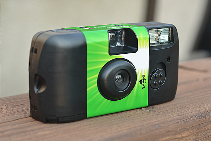 Disposable Cameras Developing